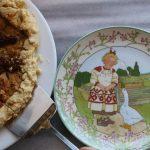 Kuzu göbeği mantarlı galette